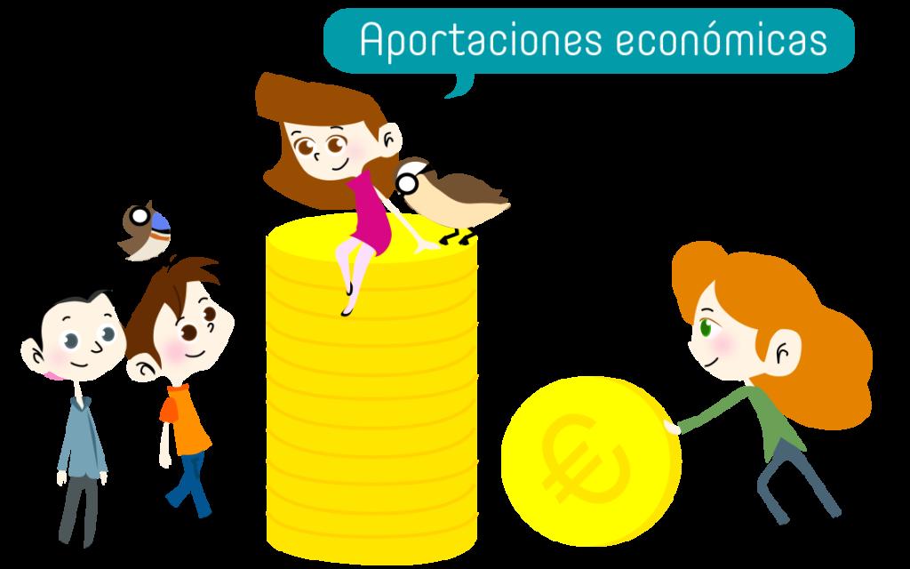 Aportaciones económicas