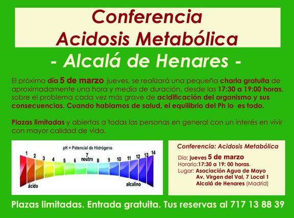 conferencia acidosis metabólica
