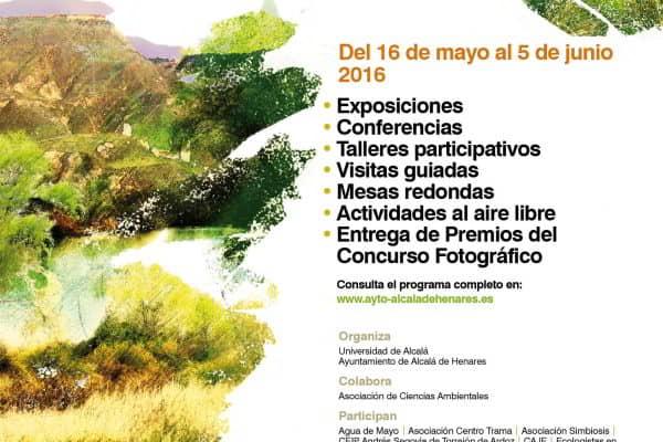 Participación de Agua de Mayo en las Jornadas Biodiversidad, paisaje y Territorio