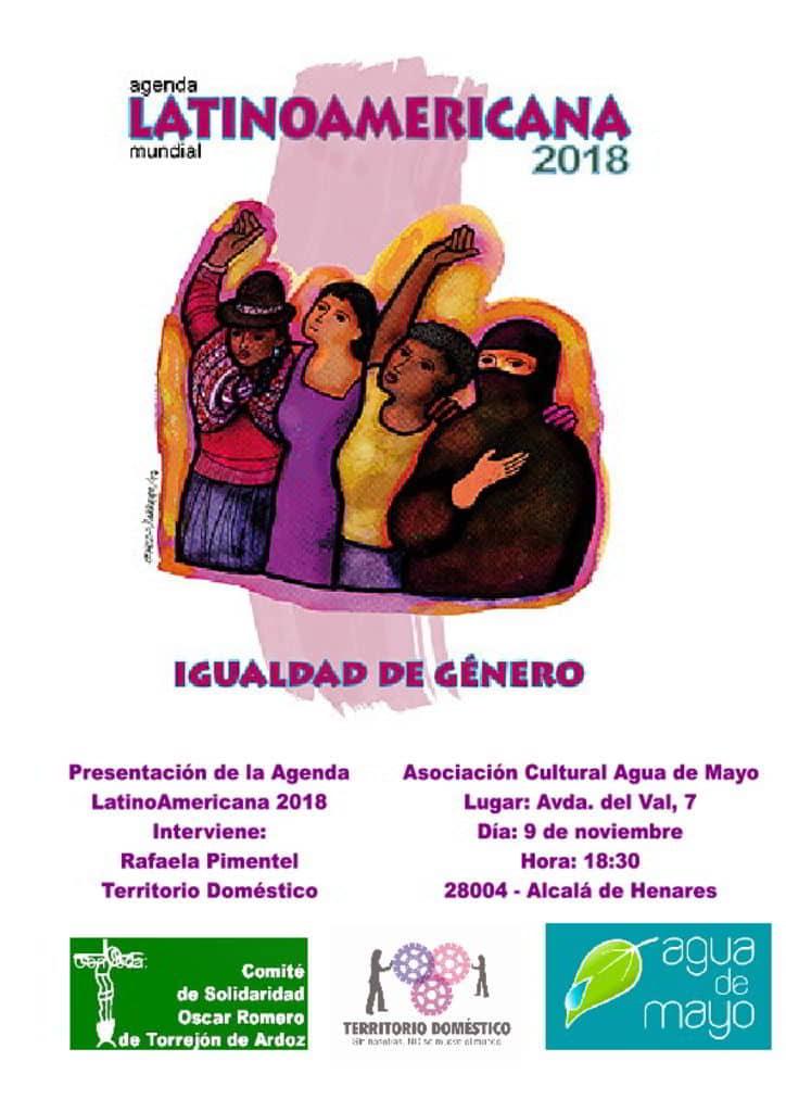thumbnail of Documento Presentacion Agenda 2018