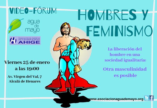Videofórum – Hombres y feminismo
