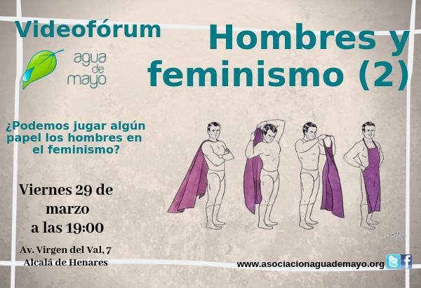 Videofórum – Hombres y feminismo (2)