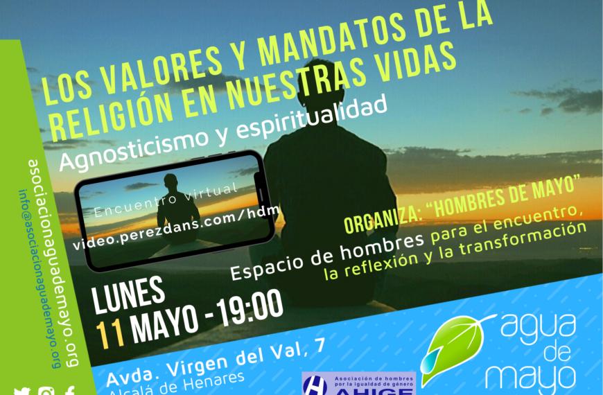 Grupo de Hombres de Mayo: nuevo encuentro virtual