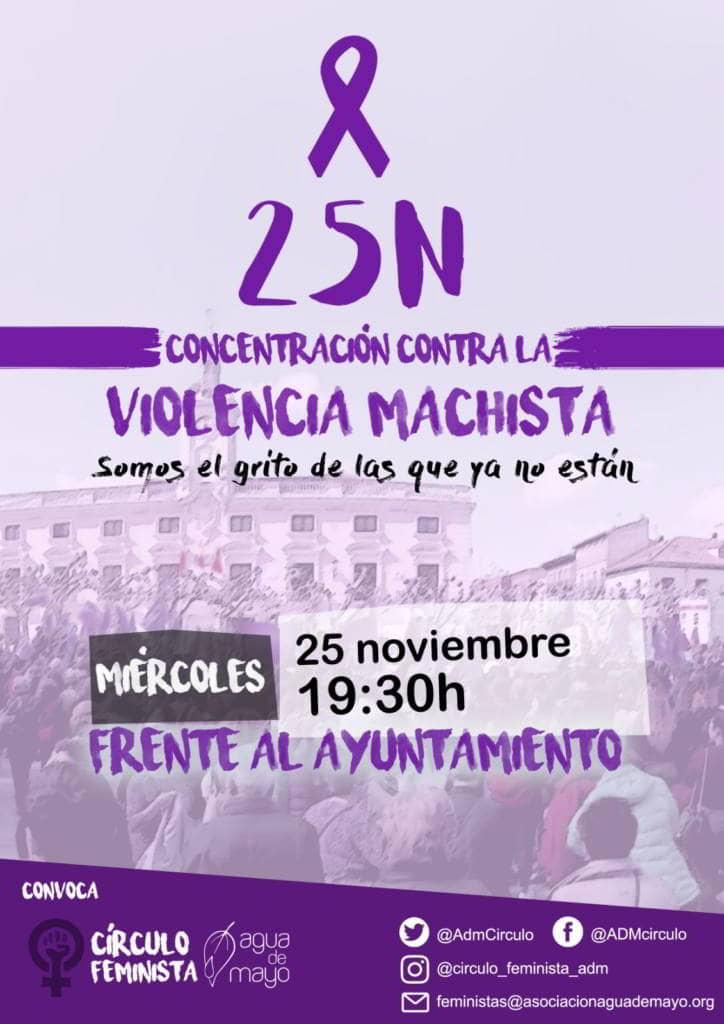 25n CIRCULO FEMINISTA